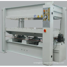 Woodworking Hydraulic Hot Press Machine for Lamination