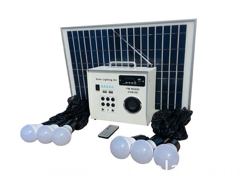 Solar Lighting Products