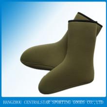 Calcetines de pesca/buceo/surf de neopreno cómodo 2mm (67843)