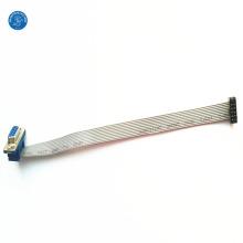Assemblage de câble plat PCB 10pin UL2651