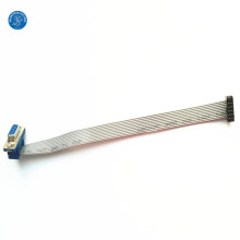 10pin UL2651 PCB flat cable assembly