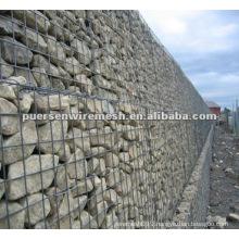 Cheap price galvanized wire mesh gabion welded wire mesh