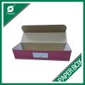 Custom Large Size Folding Corrugated Flower Box