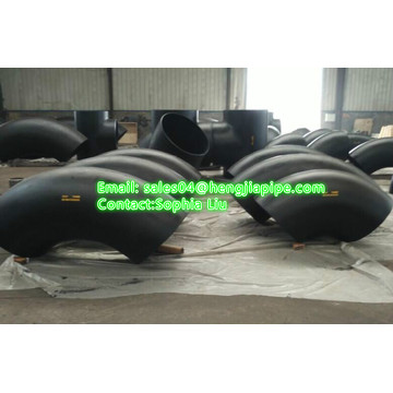 welded elbow material carbon steel ASTM A234WPB