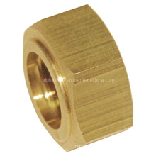 Brass Cap Nut Pipe Fitting (a. 0327)