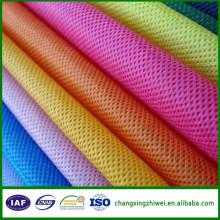 Chine fournisseur sac tissu pp non tissé cap interlining