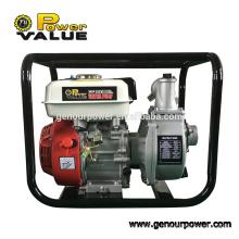 Производители насосов 5.5hp Honda Gasoline водяной насос, Honda орошения насос