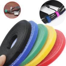 Hook Loop Tie Straps Velcro Cable Tie