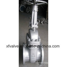 ANSI 150lb Cast Carbon Steel Wcb Flange End Gate Valve