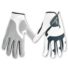 Wholesle Top Quality OEM Cabretta Leather Golf Glove (11212)