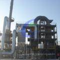 Tratamiento de aceite de lodos industriales Destilación de aceite usado