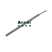 Single End Stainless Steel Cartridge Heater with Nickle Wire