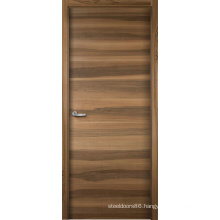 Customized Design Natural and Engineered Veneered Entry Door Rustic Wood