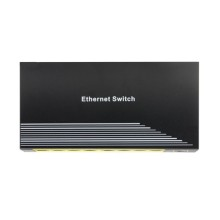 Snabb omanagrad 8-port POE Ethernet Switch