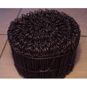 black annealed double Loop tie wire