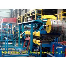 Производитель Xinuo высокое качество минеральной ваты пенополистирола кровельные стальные панели сандвича оборудования