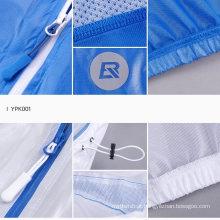 Rockbros Hot Selling Quality Breathable Waterproof Cycling Jersey Cycling Rainwear Sportswear