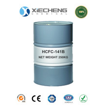 Customized for Air Conditioning Refrigerating Foaming agent HCFC R141B 250KG Drum export to Spain Supplier