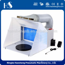 HSENG HS-E420DCK airbrush spray booth