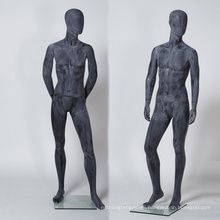 Fashionable Full Body Male Mannequin for Window Display