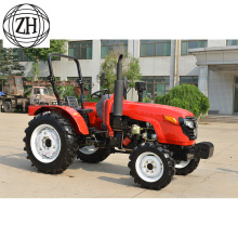 Farm Used Red Brand New 4WD Tractor