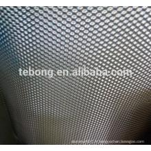Feuille isolante en aluminium tôle élargie en aluminium