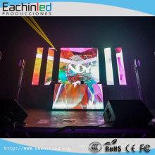 Bester Preis HD Farbenreiche Innenmiete P4 LED-Anzeige für Miete
