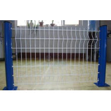 Professional Manufacturing The Peach Shaped Post Fences in Factory