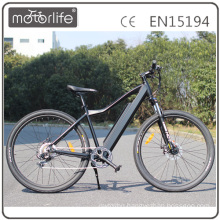 Motorlife / Electric mountain bike 48v 500w e bike factory HANGZHOU