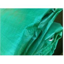 Green Tarp Cover
