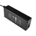 What input and output mean on AC adapter?