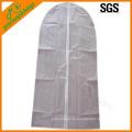 kundengebundene wiederverwendbare PVC-Klageabdeckung / Kleiderbeutel
