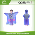 Cheap Wholesale Niños Poncho de lluvia con logotipo