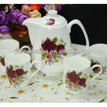 royal fine ceramic tea coffee set