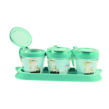 400 ml Oil Pot Set