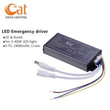 Certificado CE IP30 Driver de emergência para luz LED