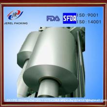 Impreso y sin imprimir Blister Papel de aluminio con Vc y Op