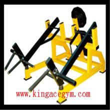 Pull agachamento comercial alta para musculação