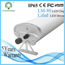 Vente chaude 60W LED Tri-Proof Lumière Logement en aluminium