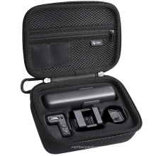 EVA Carabine Case with foam insert, print logo storage case for camera