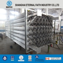 2014 Neueste Hochdruck-Aluminium-Gas-Vaporizer (SEFIC-400-250)