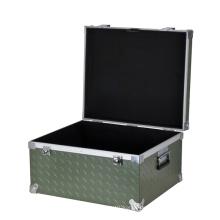 Hochwertige China Professionelle Aluminium Werkzeugkoffer Günstige Aluminium
