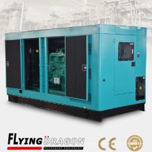 Дизельные дизель-генераторы мощностью 160 кВт с низким уровнем шума от генератора Cummins