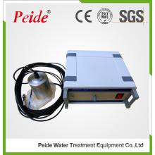 Contrôleur d'algues ultrasonores pour étangs et lacs