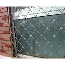 Family Breeding Used Beautiful Grid Steel Wire Mesh