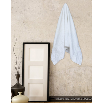 5-star Hotel Classic Collection White 500-800gsm white bath towel from china supplier