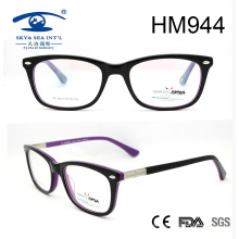 Fashionable Eyewear Glasses Acetate Optical Eyewear (HM944)