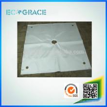 PA (poliamida) malla de prensa de la placa de filtro de agua para la planta de azúcar