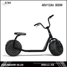 2016 O mais elegante Citycoco 2 Wheel Scooter Elétrico, Motocicleta Elétrica Adulto