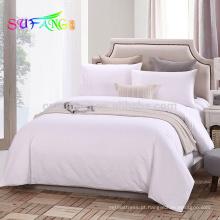 100% Algodão Egípcio sentir folha de cama conjunto de cama, conjunto de folha de cama
